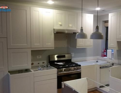 Pine Grove – Ikea Cabinets