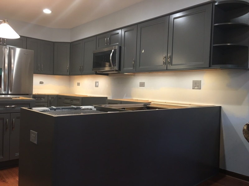 Glenview Ikea Kitchen Remodeling